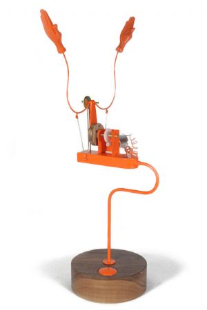 Applause Machine (Traffic Orange)
